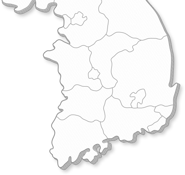 전국 지도